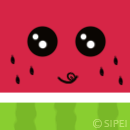Watermelon icon by xsweetsugarx
