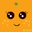Orange icon by xsweetsugarx