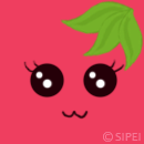 Raspberry icon by xsweetsugarx