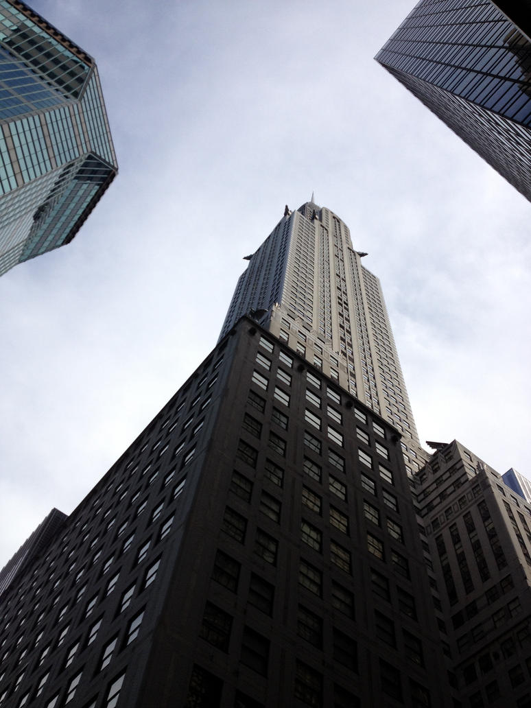 The Chrysler Building by MrsSocrates
