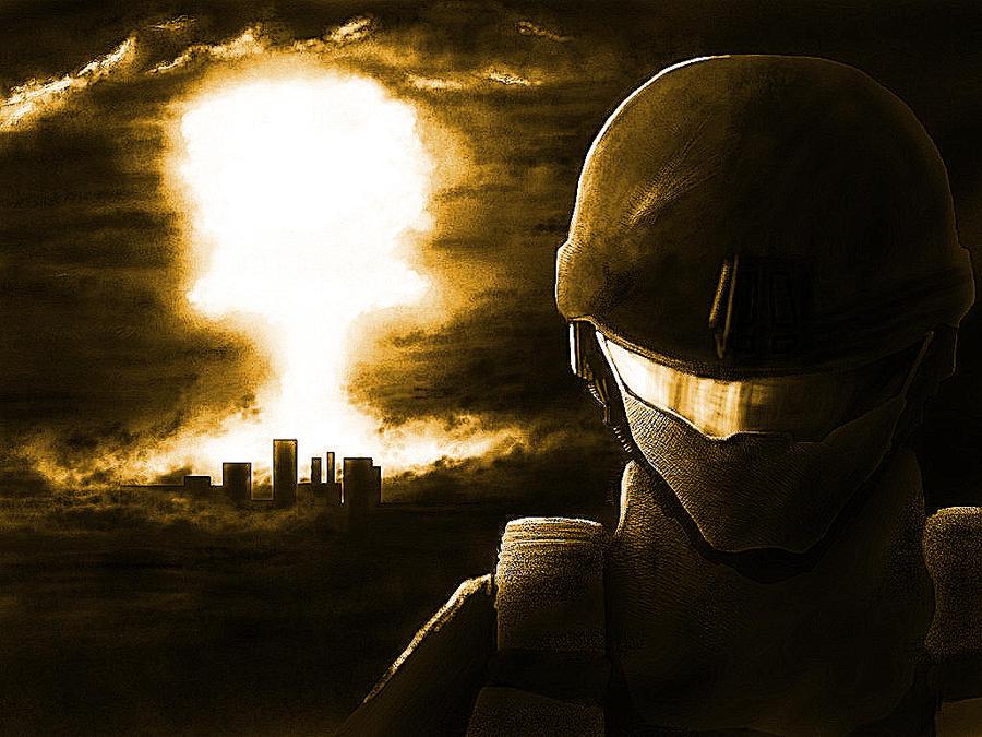 World War 3 Nuclear wa...