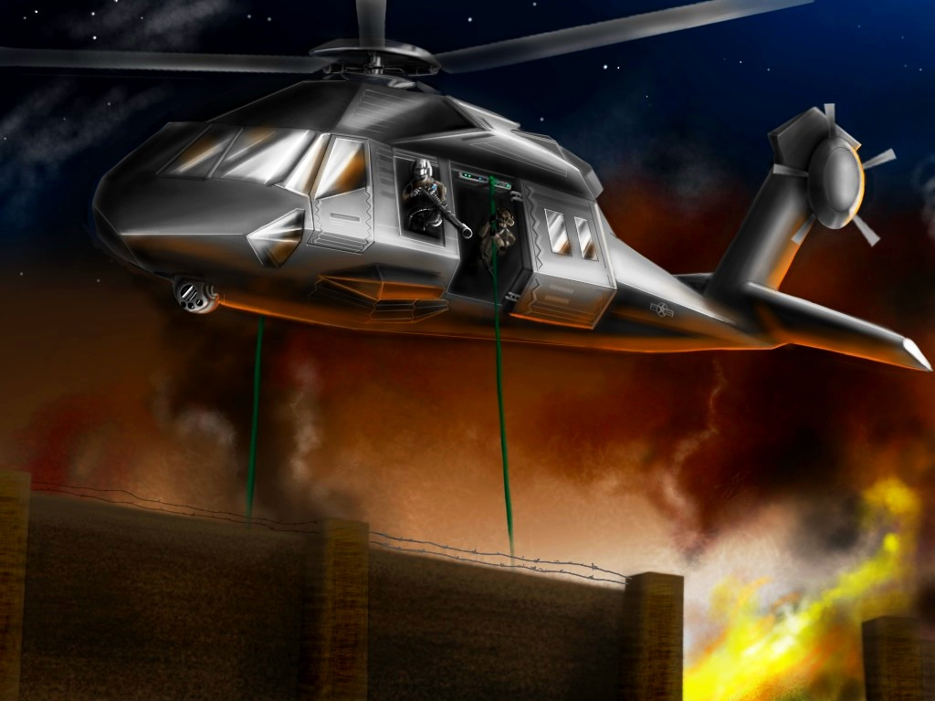 China nega acesso a helicóptero de operação contra Bin Laden