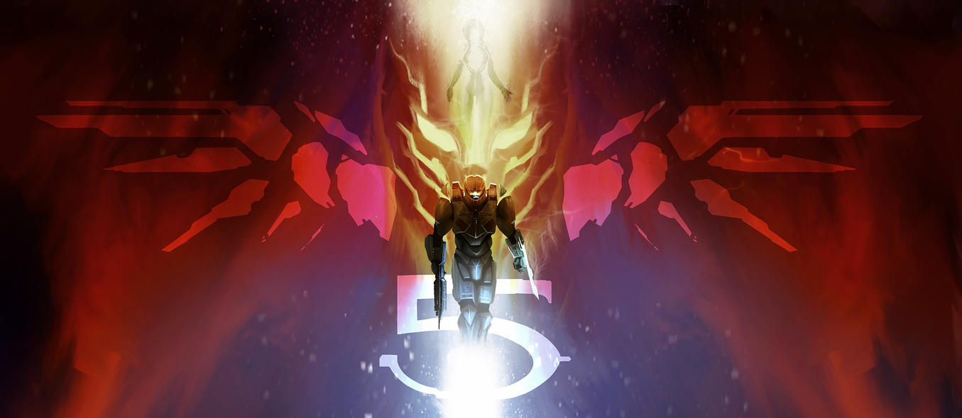 Halo 5 by jose144