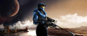 Halo mark IV sniper