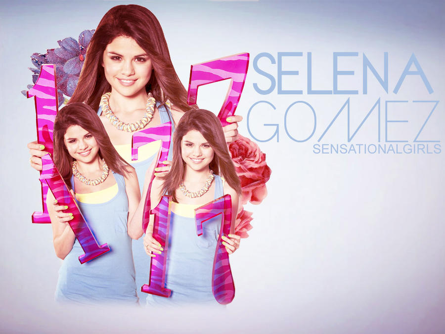 Selena Gomez Wallpaper by sensationalgirls on DeviantArt