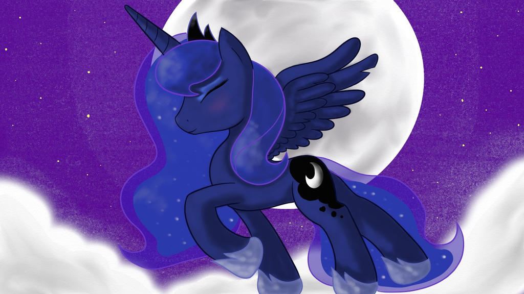 Princess Luna by Conmankez
