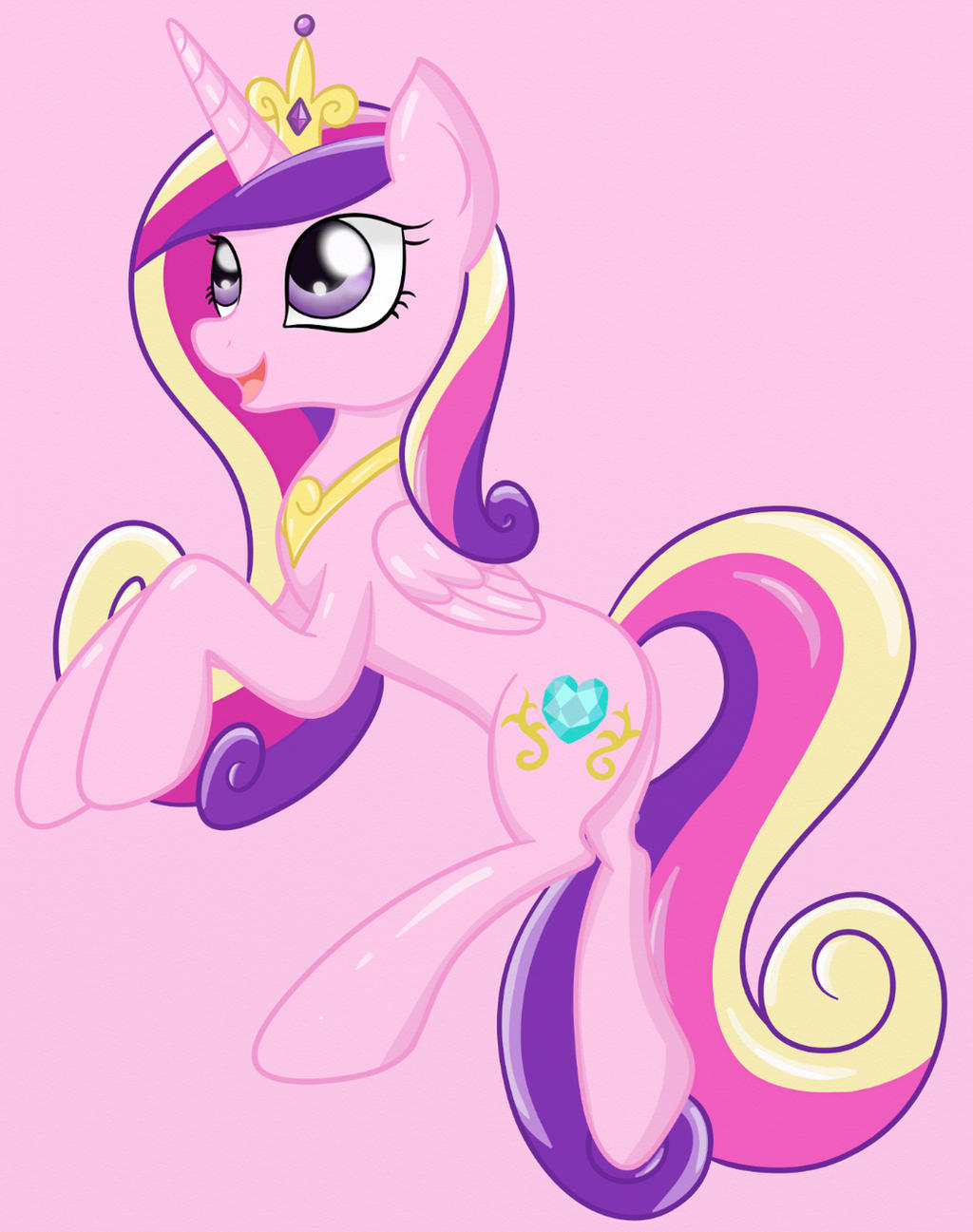 Princess cadence by conmankez on deviantart - Pictures of princess cadence ...