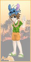 Sora n Stitch: Aloha