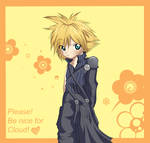 - Please...Be nice for Cloud -