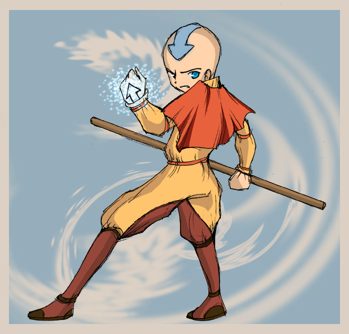 Avatar The Last Airbender Team Avatar  Characters  TV