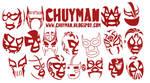 Lucha Libre brushes - Chuyman