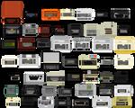 Pixel Soviet Computers