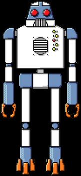 Robo203 - Scaled
