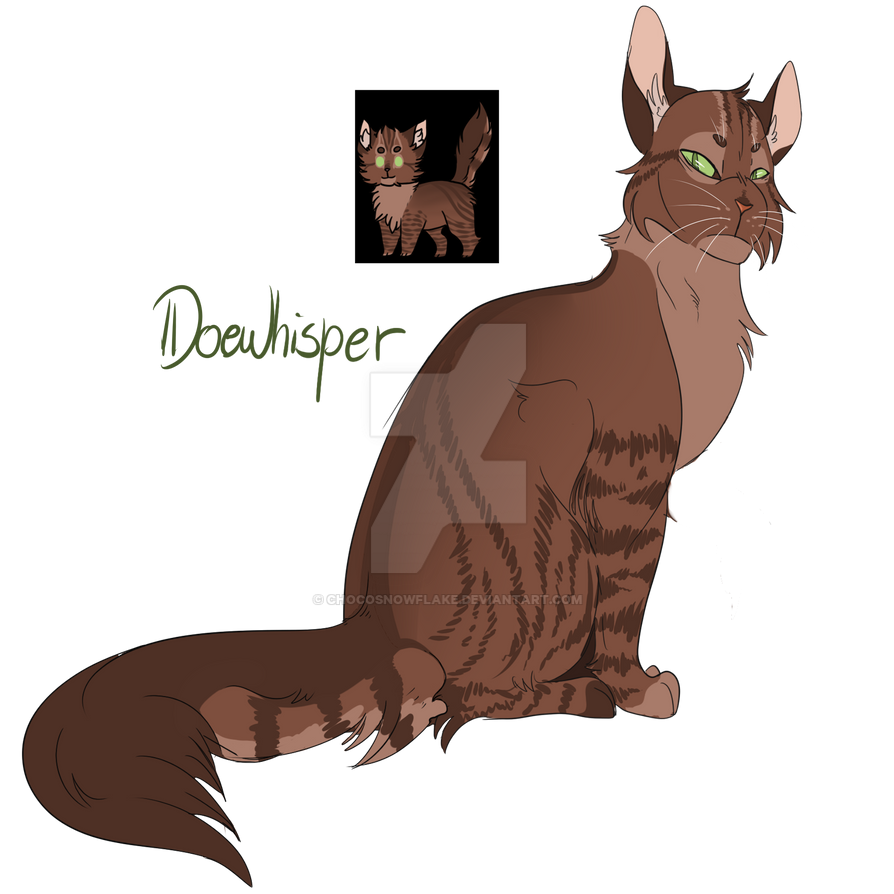 Doewhisper By ChocoSnowflake On DeviantArt