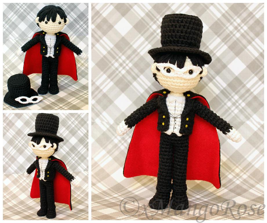 Amazon.com: Doll amigurumi: Doll body man Pattern, amigurumi ... | 768x921