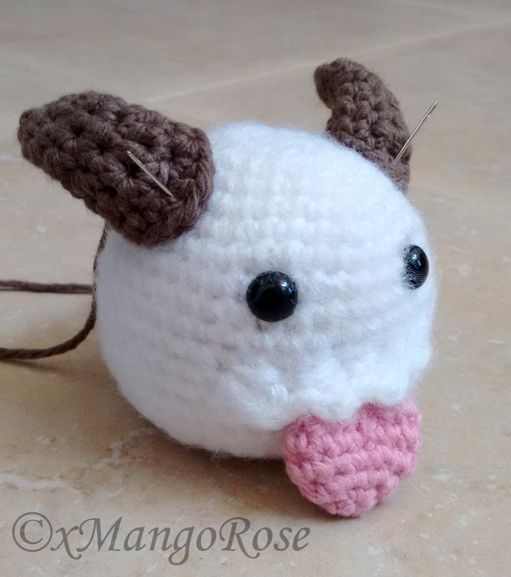 PATTERN Annie from League of Legends Crochet by epickawaii on Etsy ... | 1128x1000