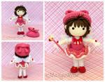 Cardcaptor Sakura Amigurumi Crochet Doll