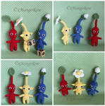 Pikmin Toy Plush (Crochet Pattern)