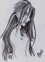 Touda from Yami No Matsuei by Princekarr