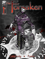 The Forsaken (Issue 1 Cover) by LittleShaolin