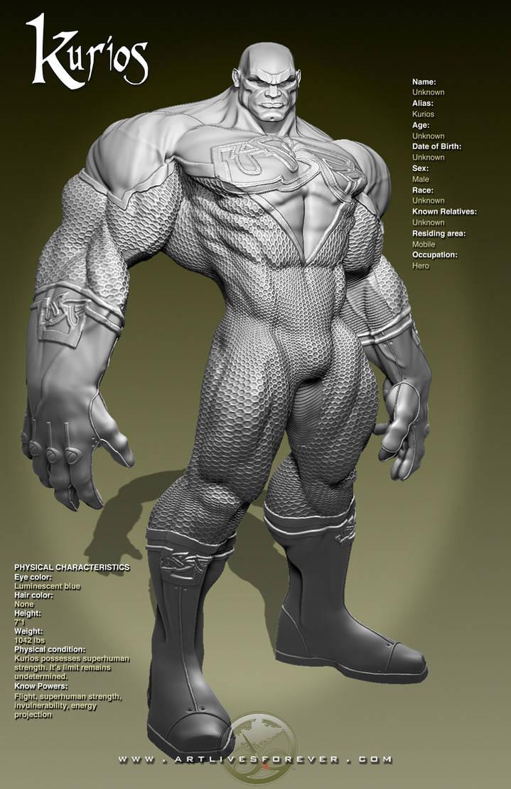 I've Got Muscles! by LittleShaolin on DeviantArt