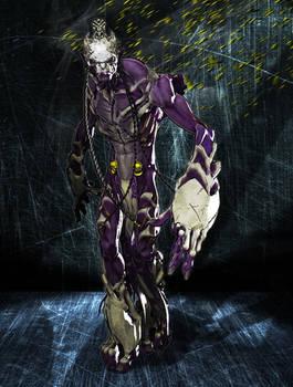The Wraith Character Bio Pic