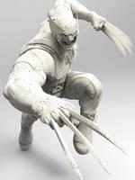 Wolverine by LittleShaolin