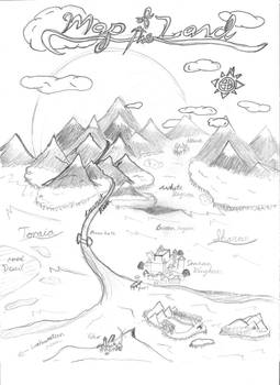 Map for The Flames of Sekhmet