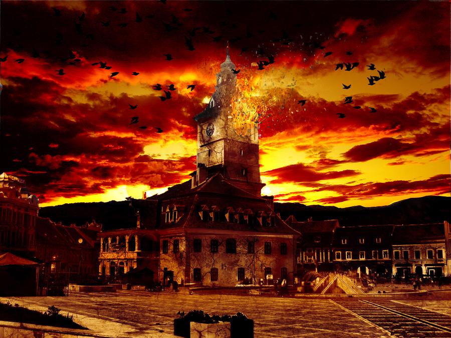 Brasov Apocalypse by Lulu-Haipa