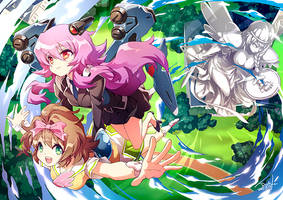 Vanguard Princess - another background