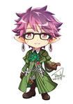 FF XIV Character