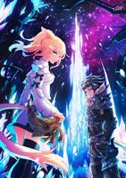 FFXIV - Crystal Tower by DarkHHHHHH