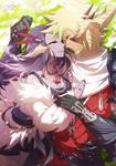 FFXIV - Tsaganarii and Seitsuda