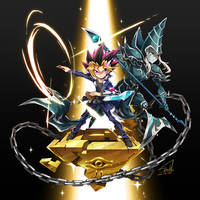 Yu Gi Oh! by DarkHHHHHH