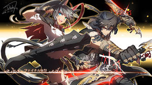 FFXIV - Shen and Mana