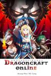 DRAGONCRAFT ONLINE - Novel Cover (coloring)