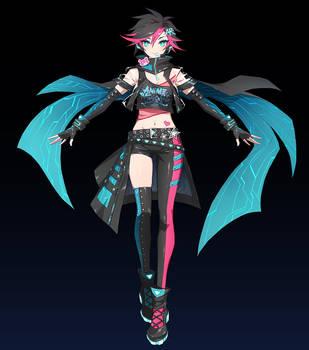 Anime Radicals by DarkHHHHHH
