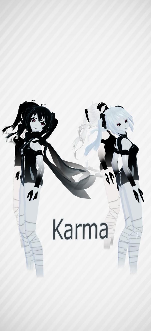 . : - _ Karma _ - : . by NastyLemon