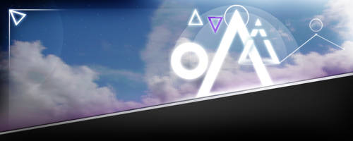 Triangle in the sky by stiffweb
