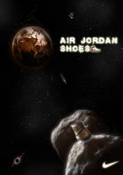 Air jordan shoes by stiffweb