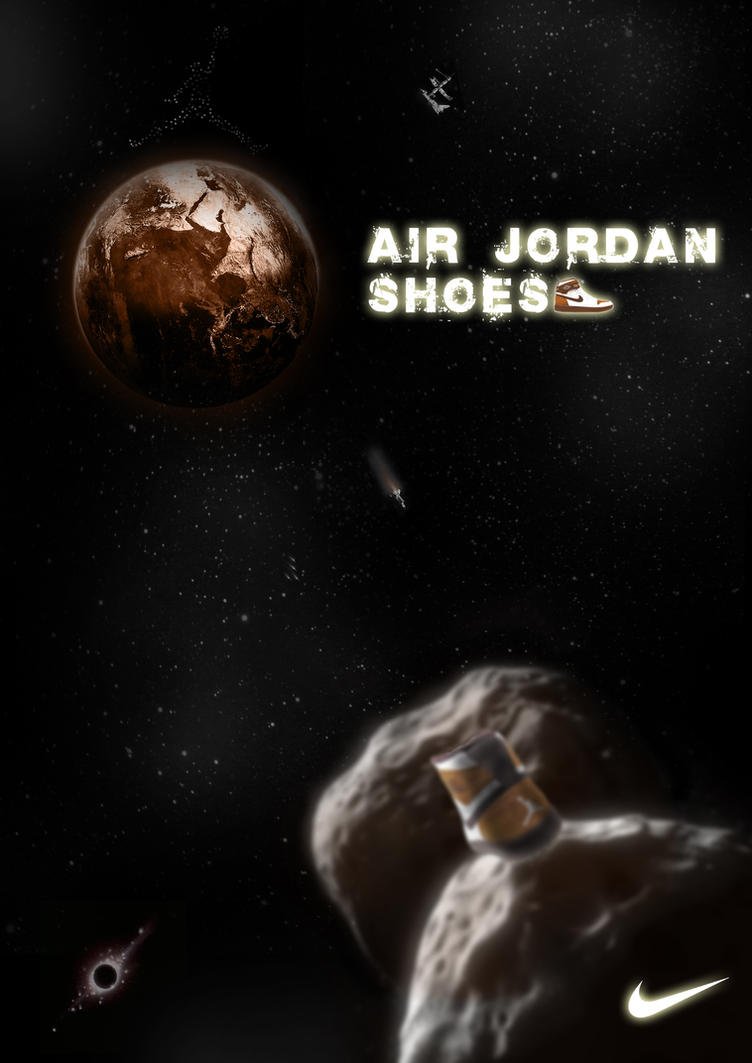 Air jordan shoes by stiffweb