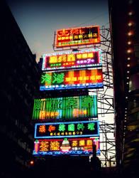 Lights of HK