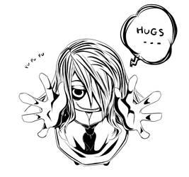 Just one hug...