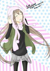 Joyeux anniversaire Neru-san !