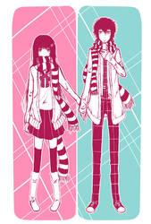 Twins (sketch)