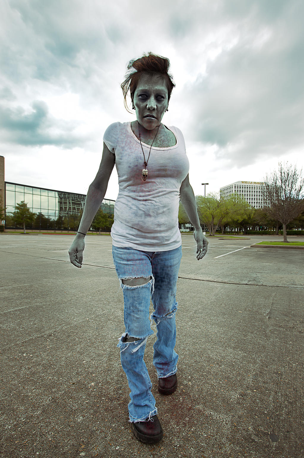 3-14-14 Zombie by El-Mercurio