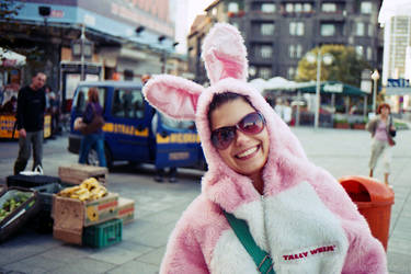 street bunny