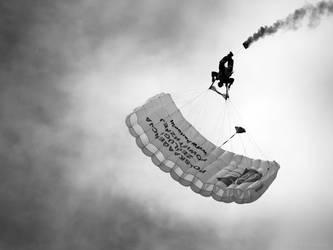 Goraszka 2010 - parachute