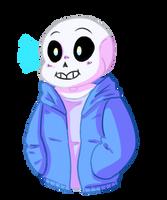 Undertale:: Happy Skele by Crazyfox346