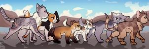 TWG:: Assignment :: Fox Escort by Crazyfox346